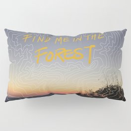 Love In High Places Pillow Sham