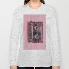 Cassette#VHS#FF>>#effect Long Sleeve T-shirt