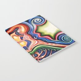 Solstice Souls Notebook