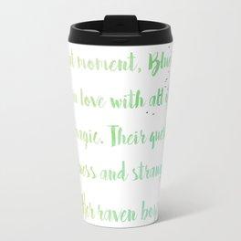 Her Raven Boys Travel Mug