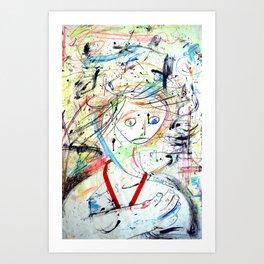 Podium Art Print