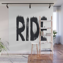 Ride Wall Mural