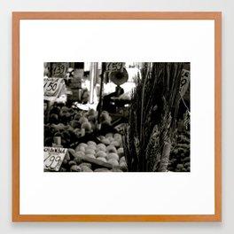 Palermo Framed Art Print