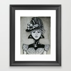 Chastity Framed Art Print