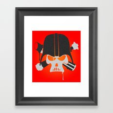 Your Resistance is Futile Framed Art Print