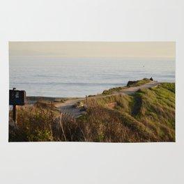 West Cliff, Santa Cruz Rug