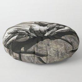Fruit de Mer Floor Pillow
