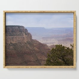 Grand Canyon Park landscape Serving Tray