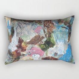Texture play Rectangular Pillow