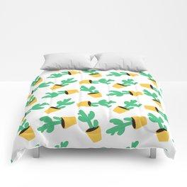 Cactus No. 3 Comforters