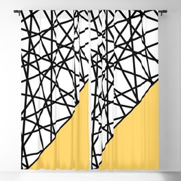 Lazer Dance YY Blackout Curtain