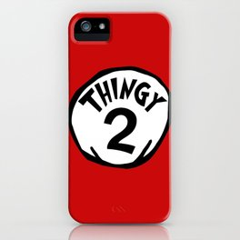 Thingy2 iPhone Case