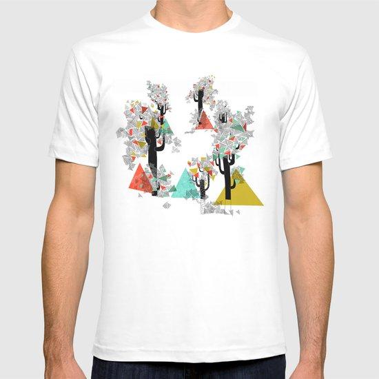 Tree Triangles T-shirt