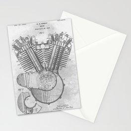 1919 Engine Stationery Cards