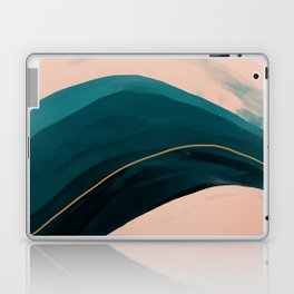 California Watercolor Winter Laptop & iPad Skin