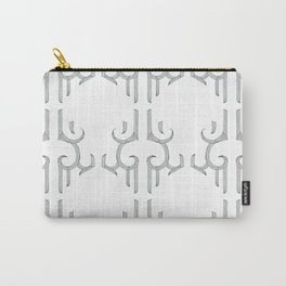 MAD KAUAE White Carry-All Pouch