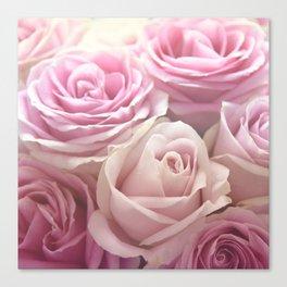 You Make Me Blush Canvas Print