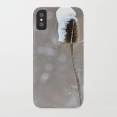 Snow Frosting Slim Case iPhone X