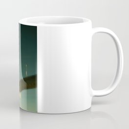 bridge reflection Coffee Mug
