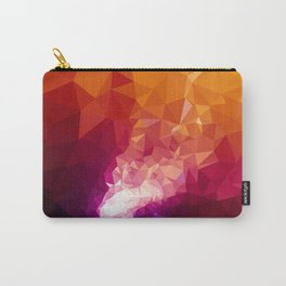 Galaxy Low Poly 44 Carry-All Pouch