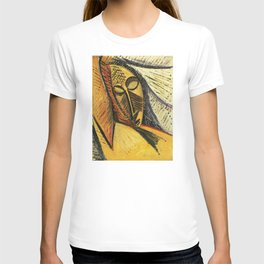 Pablo Picasso - Head of A Sleeping Woman T-shirt