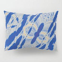 Fractal Macrame Pillow Sham