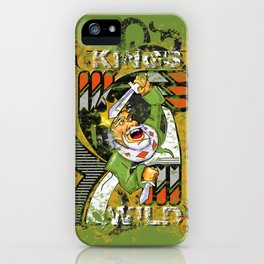 KINGS iPhone Case