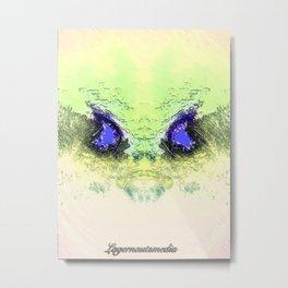 ALIEN 1 - 055 Metal Print