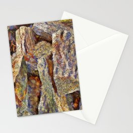 Firewood PhotoArt Stationery Cards