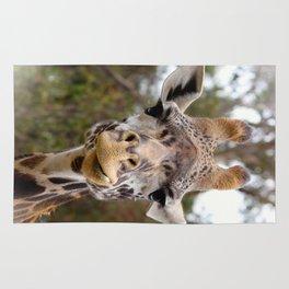 Masai Giraffee Rug