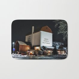 New Hope - Pennsylvania.  Bath Mat