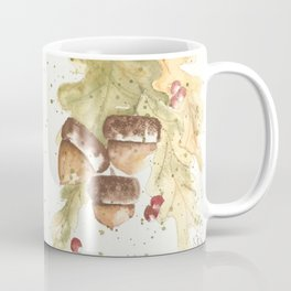 Autumn Acorns Coffee Mug