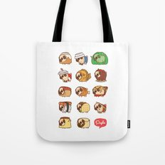 Puglie Food Collection 1 Tote Bag