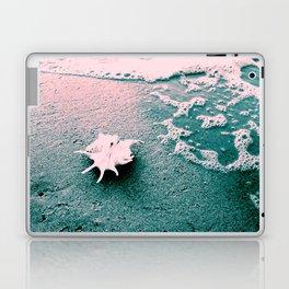 Shell on the beach 02 Laptop & iPad Skin