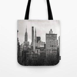 Edificios de New York. Tote Bag