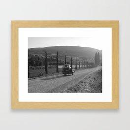 Tuscan Times Framed Art Print