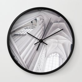 Step into the Nether(lands) Wall Clock