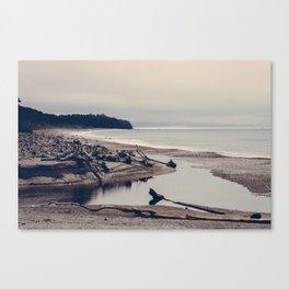 Vintage Ocean 04 Canvas Print
