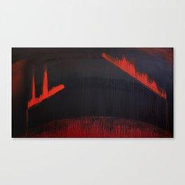 Times End Canvas Print