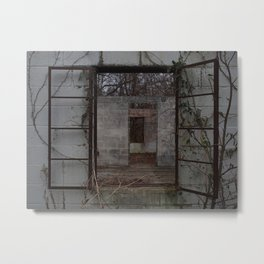 Broken Home Metal Print