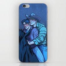 Theodore and William 19 iPhone & iPod Skin