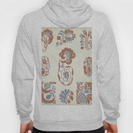 vintage pattern design Hoody