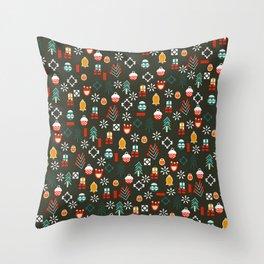 Sweet little Christmas Throw Pillow