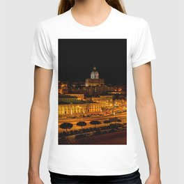 Lisbon by night T-shirt