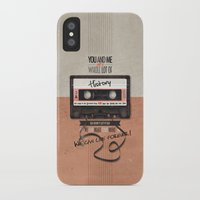 history iPhone & iPod Cases featuring History by Art of Nanas