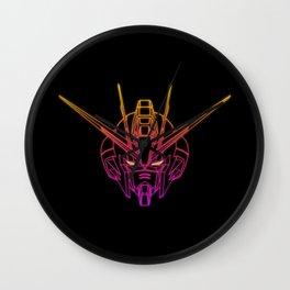 Gundam Strike Freedom Wall Clock