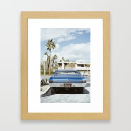 MEMORY LANE 13 Framed Art Print
