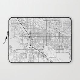 Minimal City Maps - Map Of Tucson, Arizona, United States Laptop Sleeve