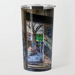Graffiti Playground Travel Mug