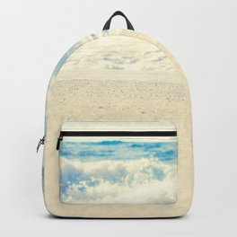 Beach Gold Backpack